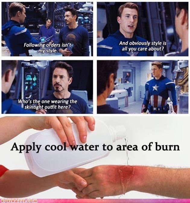 funny avengers tumblr | Funny The Avengers Meme Pictures (4) | Vitamin-Ha