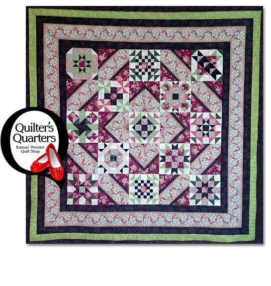 27 best 2015 Patchwork Party images on Pinterest   Quilt blocks ... : quilt shops kansas city - Adamdwight.com