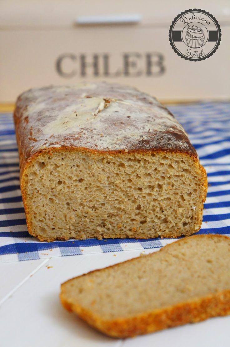 Delicious Titbits: Chleb pszenno-żytni