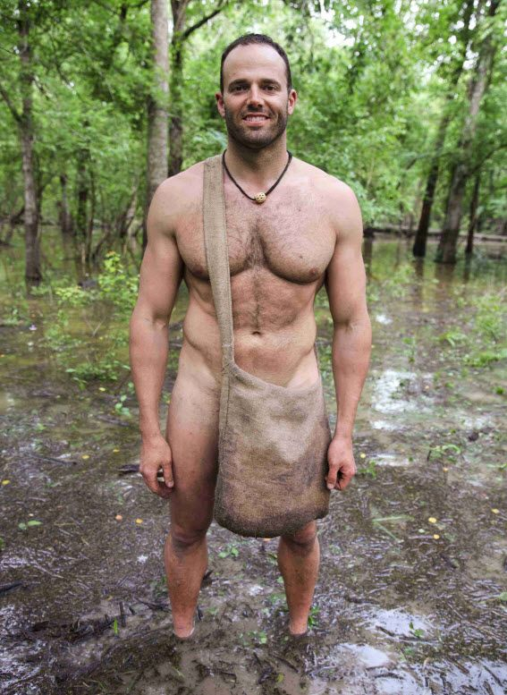 Billy Naked And Afraid