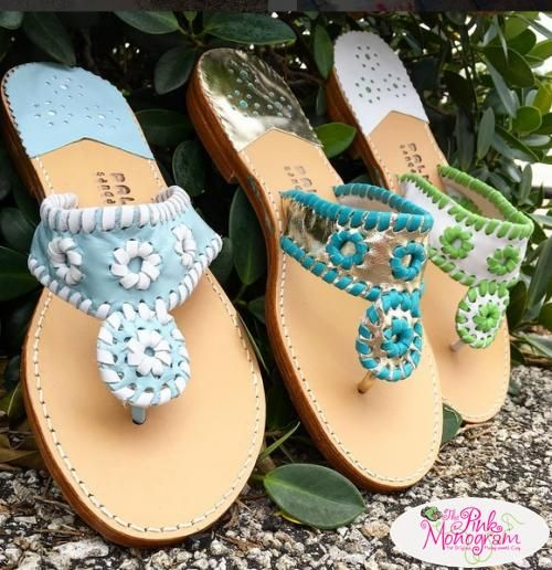 Some things never change The Palm Beach Classic sandal is as enduring as the ocean waves on a Florida beach Design a unique pair by choosing your favorit