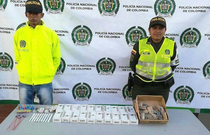 Policía incautó pólvora en Maicao http://www.hoyesnoticiaenlaguajira.com/2017/12/policia-incauto-polvora-en-maicao.html