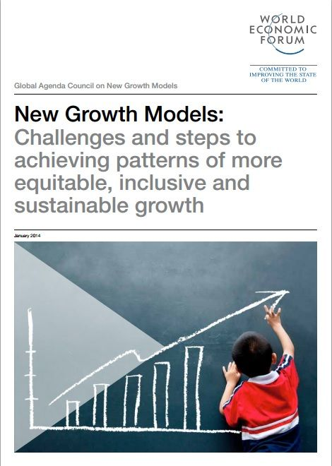 New Growth Models takes a closer look at ways of ensuring global growth is more inclusive and sustainable in both the short and medium term. #wef #wefreport http://www.weforum.org/reports/new-growth-models-challenges-and-steps-achieving-patterns-more-equitable-inclusive-and-susta