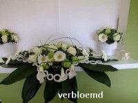 bloemen altaar