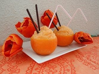 Gevulde sinaasappel