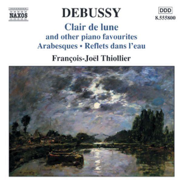 Oeuvres pour piano-François-Joel Thiollier-Naxos