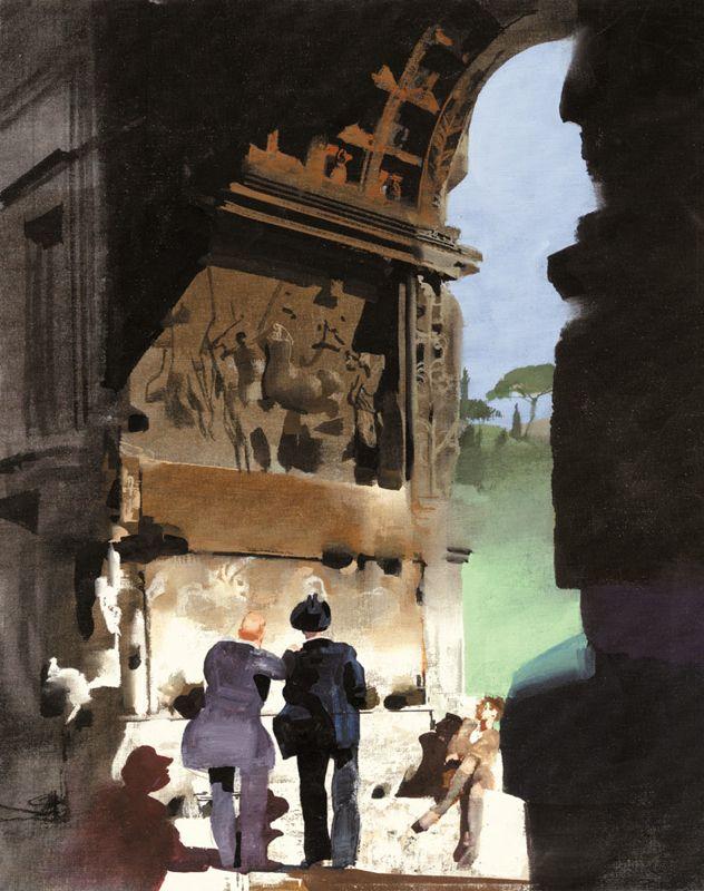 1987, Piero Chiara, Le avventure di Pierino al mercato di Luino