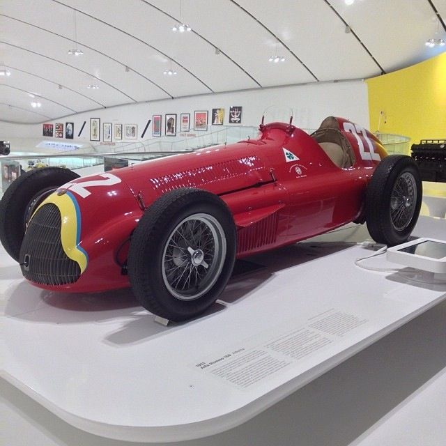 Museo Casa Enzo Ferrari in Modena | #foodiaryER - @Chris Cote Osburn in EmiliaRomagna