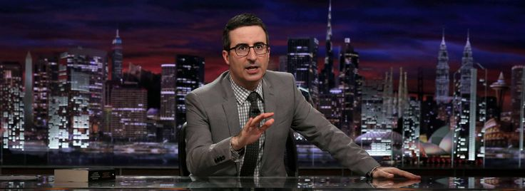 Last Week Tonight With John Oliver.  HBO, featuring videos, images, schedule information and episode guides.