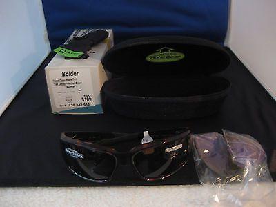Native Sunglasses Bolder Frame:Maple Tort - Lens: Brown NEW