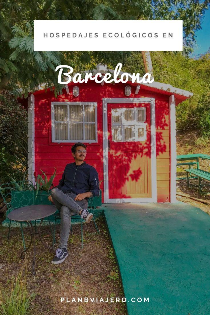 Dos opciones de hostales ecológicos en Barcelona. Uno en el centro y otro en uno de los pulmones de la ciudad. Barcelona, World, Europe In Winter, European Travel, Scenery, Lungs, Travel, Barcelona Spain
