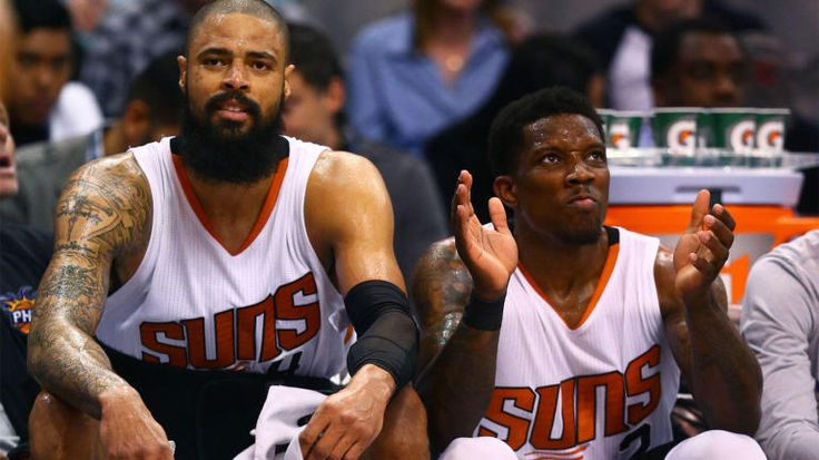 The Suns are reportedly looking to include the veteran center in a Bledsoe trade