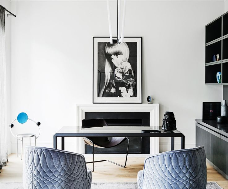 Modern renovation of 80s-style home by architects Robson Rak. Photography: Brooke | Holm | Styling: Marsha Golemac