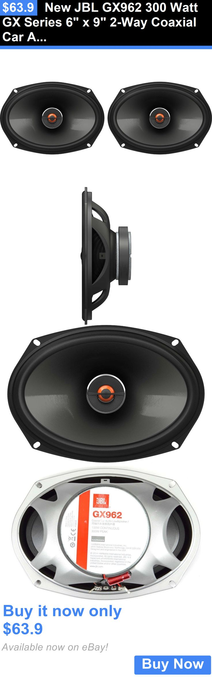 Need rap for my sirius receiver cadillac electronic modifications - Car Speakers And Speaker Systems New Jbl Gx962 300 Watt Gx Series 6 X 9