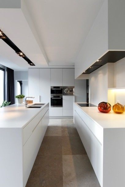 Kitchen by Luxhome :: Creation and/or realisation of your project.