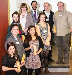 Congratulations to the 10 #Concordians that were named this year's #Sustainability Champions! Find out who the deserving recipients were and why they were honoured! #Sustainable #Concordia