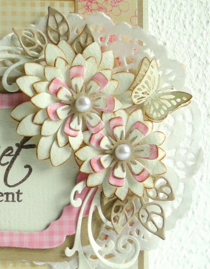 Papercraft Card Making Ideas Part - 47: Butterfly Card Idea