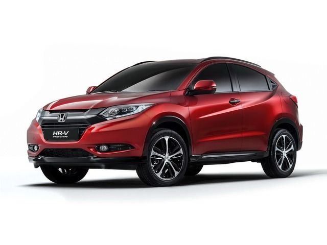 HONDA HR-V 1,5 L S MT