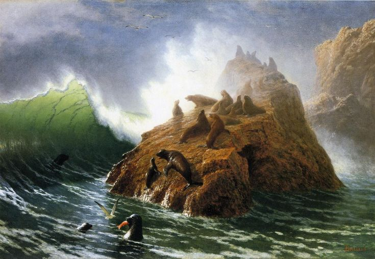 Albert Bierstadt Paintings | athenaeum forums detail page for this artwork artist page list of all ...