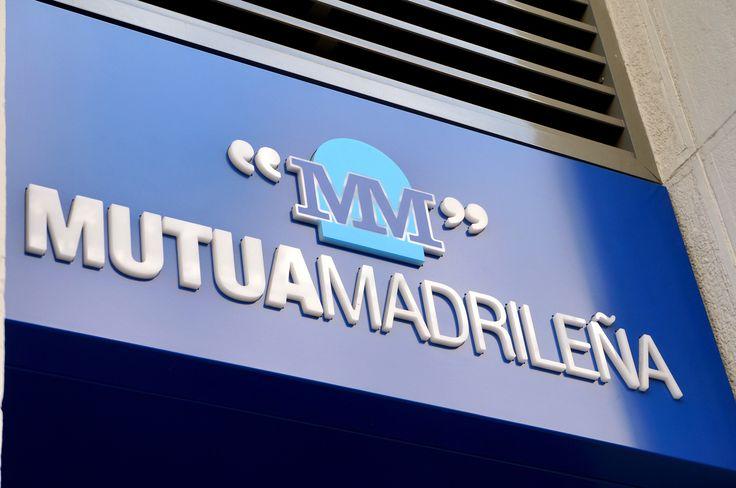 34 best imagen corporativa r tulos images on pinterest - Sede mutua madrilena ...