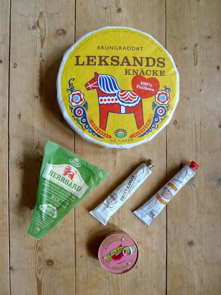 Swedish packaging via Okolo web