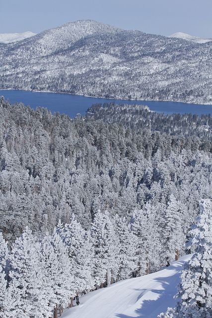 Bear Mountain by Big Bear Mountain Resorts, via Flickr