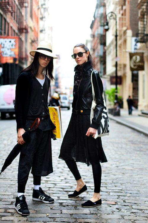 On the Street…Greene St., NYC « The Sartorialist