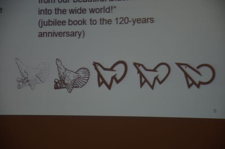 Эволюция логотипа фабрики Duravit