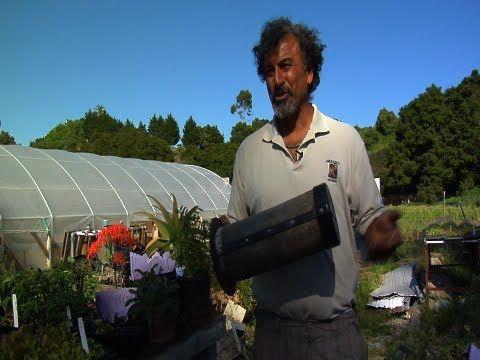 Tea Time For The Soil! How To Make Compost Tea with Oscar Carmona - YouTube