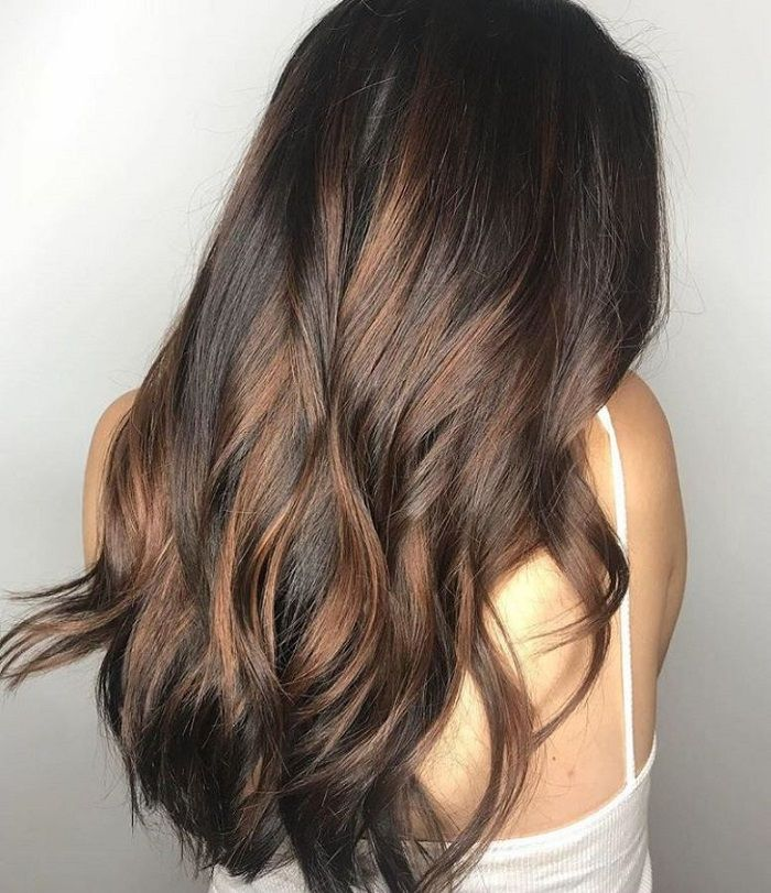 """""""Root Beer Hair"""" Is The New Colour Trend Working Women Will Love - The Singapore Women's Weekly"""