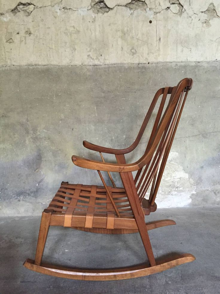 1960 Ercol Rocking Chair | From a unique collection of antique and modern rocking chairs at https://www.1stdibs.com/furniture/seating/rocking-chairs/