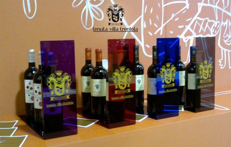 I #vini prodotti da Tenuta Villa Trentola sono legati alla tradizione e alla cultura #romagnola della produzione vitivinicola. Una produzione raffinata e di estrema qualità che esalta i profumi e i sapori di una terra e dei suoi prodotti. Su appuntamento è possibile degustare i vini e scoprirne le peculiarità sollecitando i propri sensi. Scoprite tutti i nostri vini sul nostro sito web dove è anche possibile acquistarli online! www.villatrentola.it/vini/ #TenutaVillaTrentola 
