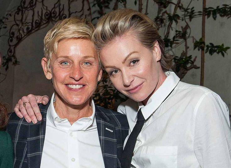Portia De Rossi Might Leave Ellen DeGeneres If She Doesn't Go To Rehab! #EllenDegeneres, #PortiaDeRossi celebrityinsider.org #Entertainment #celebrityinsider #celebrities #celebrity #celebritynews
