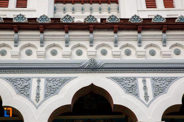 "Catedrala Episcopală ""Sf. Alexandru"" (1869-1898) - motive decorative; Strada Independenței 7-9, Alexandria; stil bizantino-romanic și neogotic"