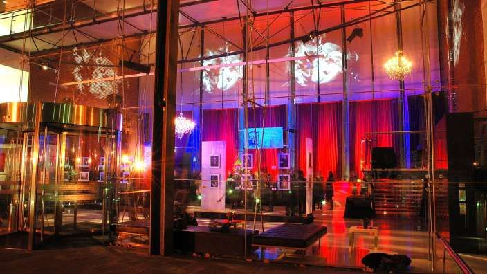 WA Museum - Hackett Foyer