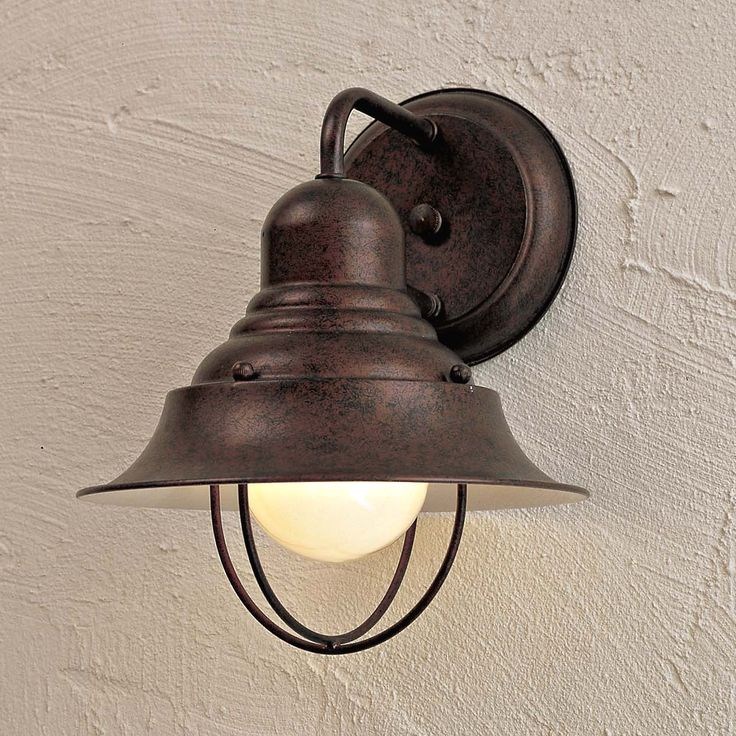 Shop The Great Outdoors by Minka Lavery  71167-91 Wyndmere™ Large Outdoor Sconce at ATG Stores. Browse our outdoor sconces, all with free shipping and best price guaranteed.