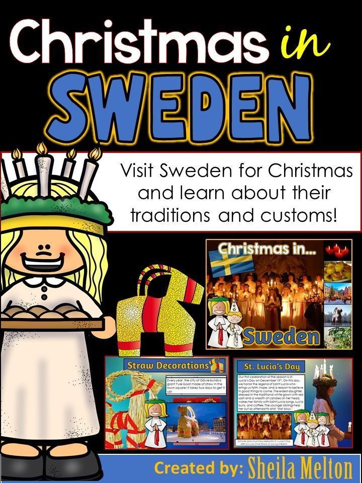 Christmas In Sweden Powerpoint Christmas Around The World Back To
