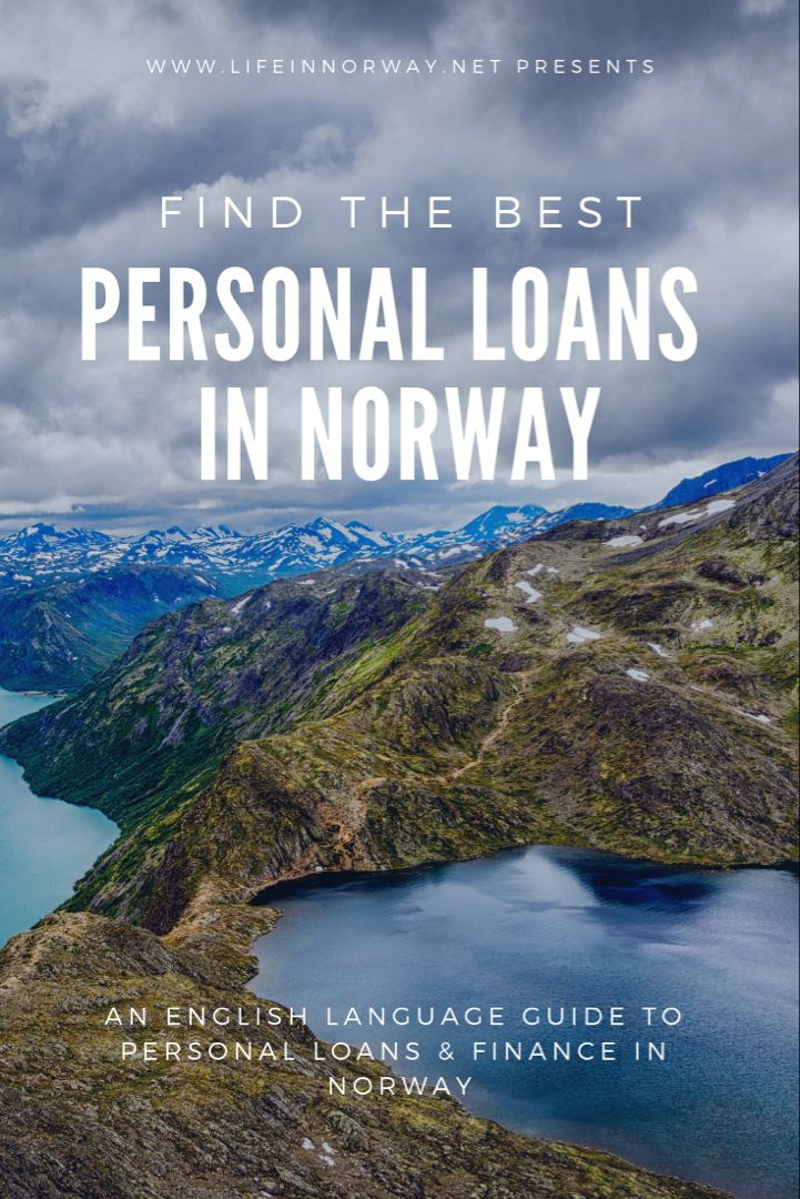 Compare Personal Loans In Norway Life In Norway Norway Finance Loans Personal Loans