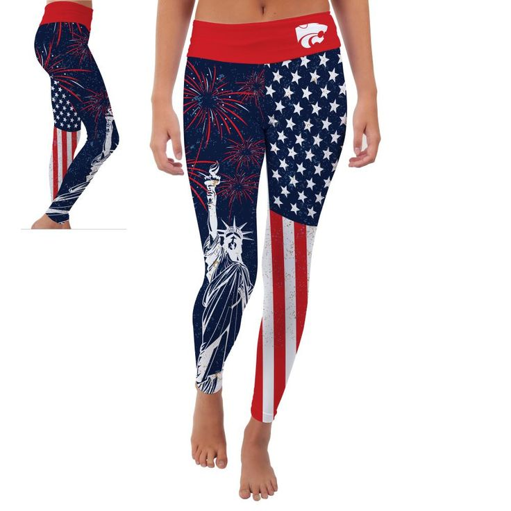 KANSAS STATE UNIV... http://www.757sc.com/products/kansas-state-university-wildcats-womens-yoga-pants-american-liberty-design-m?utm_campaign=social_autopilot&utm_source=pin&utm_medium=pin #nfl #mlb #nba #nhl #ncaaa #757sc
