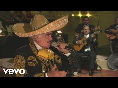 Vicente Fernández - Motivos (En Vivo) - YouTube