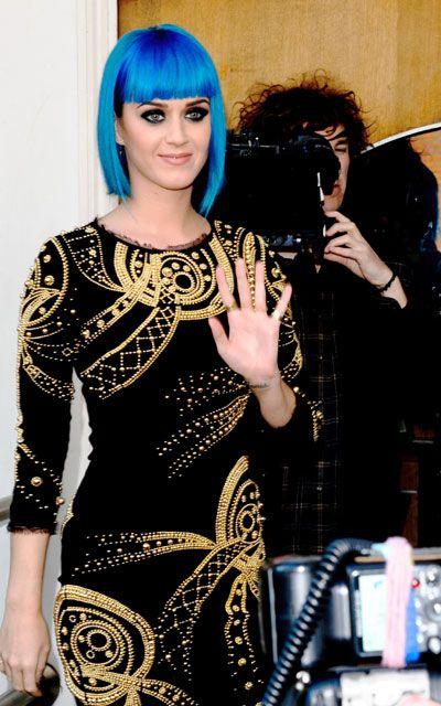 Katy Perry 3D film...