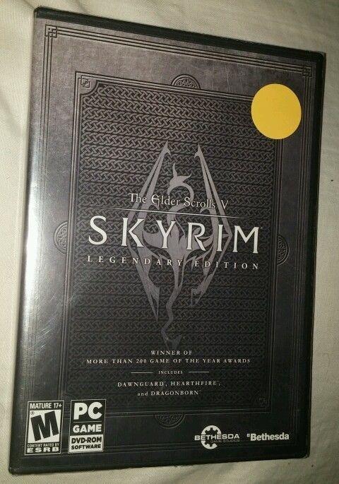 The Elder Scrolls V: Skyrim Legendary Edition - PC New
