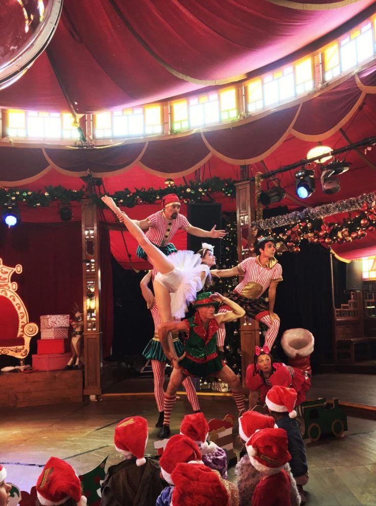 HOT: Santa's Christmas Spectacular, Wonderland Spiegeltent at Melbourne Star, Docklands + Giveaway! http://tothotornot.com/2016/11/santas-christmas-spectacular-wonderland-spiegeltent/