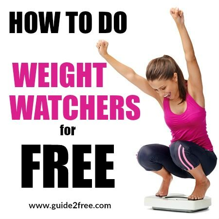 How to Do Weight Watchers for FREE - http://www.guide2free.com/new-free-samples/how-to-do-weight-watchers-for-free/