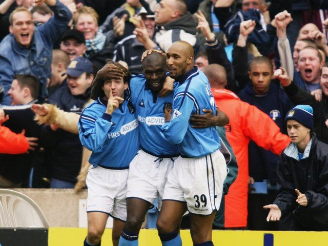 Ilkeston Town appoint Manchester City legend Shaun Goater as new manager #Manchester_City #Ilkeston #Football