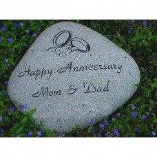1000 ideas about river rock gardens on pinterest garden ideas front landscaping ideas and for Garden memorials for loved ones
