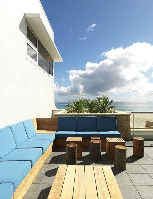 BIB' N TUCKER | alwill  #outdoor #verandah #dining #outdoor #entertainmentarea #view #wood #deck