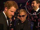 Prince Harry refuses to shake Jack Whitehall's hand at Royal Variety show   Daily Mail Online