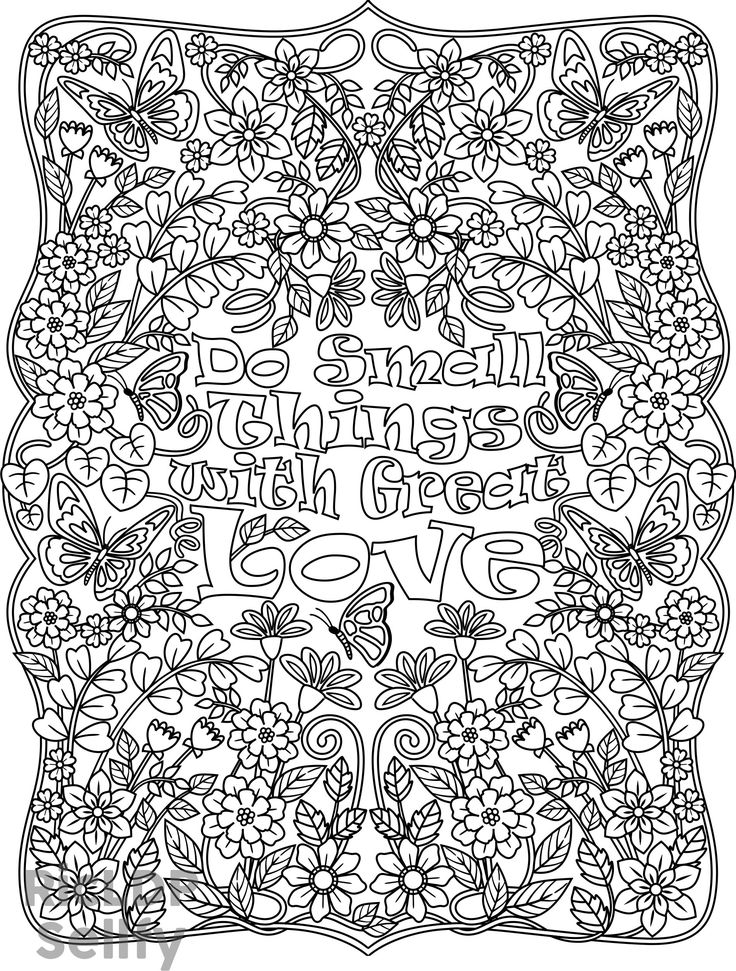 Detailed Coloring Pages Pdf : Best images about coloring pages on pinterest