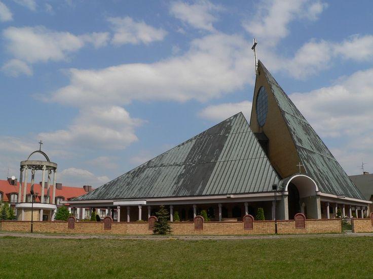 Tychy, Kościół pw św. Maksymiliana